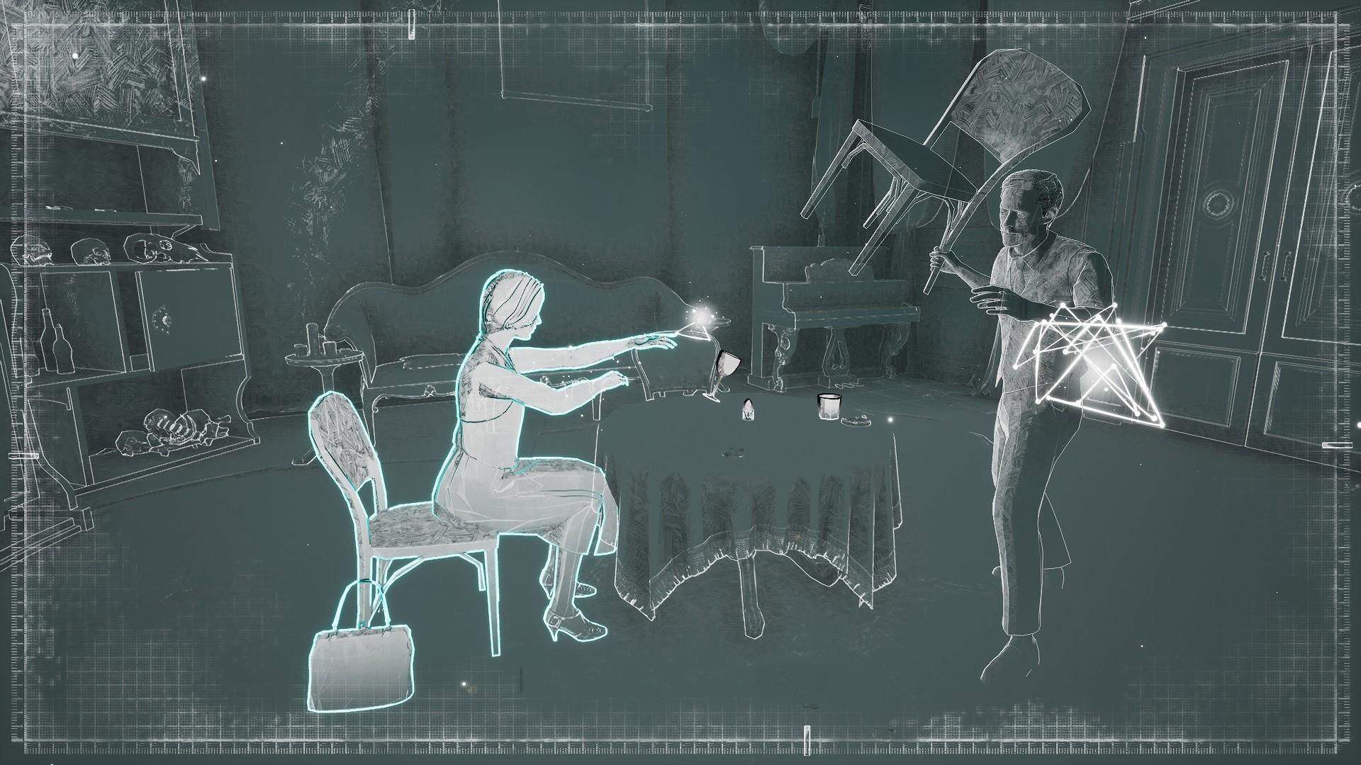 Sherlock Holmes Chapter One gameplay screenshot